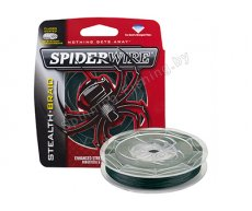 Шнур Spiderwire Stealth Moss Green d-0.17 11.6кг 137м