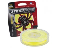 Шнур Spiderwire Stealth Yellow d-0.38 36.2кг 137м