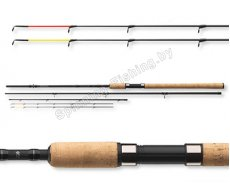 Удилище Daiwa Black Widow Feeder BWF13HQ 3.90м 150гр