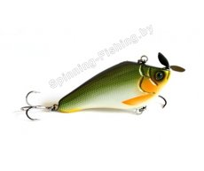 Воблер AR Lures Propeller Lipless Crank /Green Black (02)