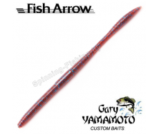 "Мягкие приманки Fish Arrow & Gary Yamamoto Fall Shaker 5"" #347 (Coke/Small Blue)"