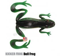 Силиконовая приманка Berkley PowerBait Kicker Frog