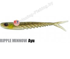 Силиконовая приманка Berkley Powerbait Ripple Minnow